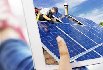 panneaux solaires en ligne
