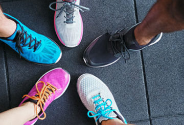 chaussures de running
