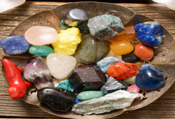 pierres semi-précieuses pour la pratique de la lithothérapie