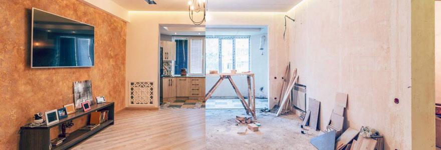 Travaux de rénovation à Paris