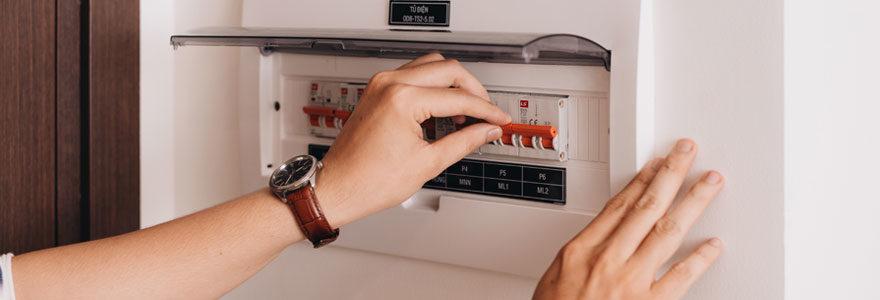 Disjoncteur magneto thermique