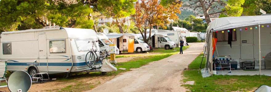 Location de camping en Ardèche